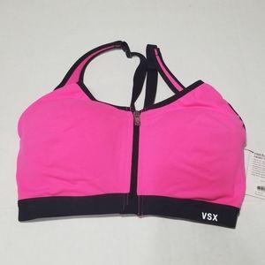 Vs knockout front close sports bra